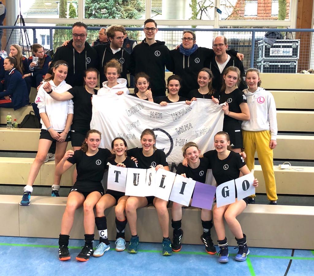 Bad Homburg war die Reise wert: 6. Platz bei der DM für unsere Mädchen A