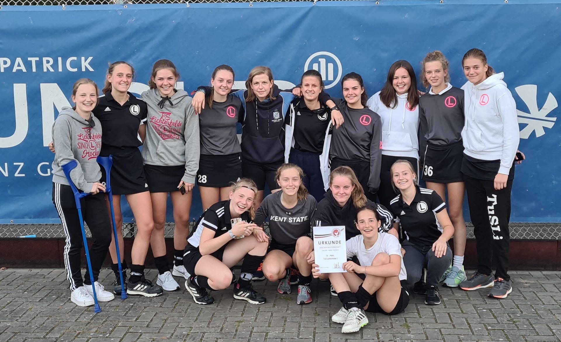 Vize nach spannender Endrunde: WJB macht ersten Schritt in Richtung Jugend Finale